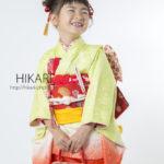 ☆七五三コラボ撮影会☆ きもの こづち × HIKARI 【7歳女の子】